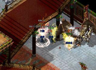 小型团队参加boss战场的打法